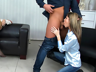 Sluts wearing tight denim pants, jean shorts and jean skirts; jeans pornography films for free, in HD.