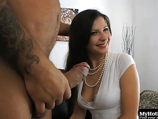 Bored housewives fucking their plumbers, electricians and more: housewife porn XXX videos in HD.