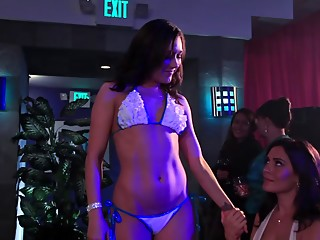 Gay girls enjoying their lesbian sex sessions and being incredibly dirty, licking pussy and fucking with toys.
